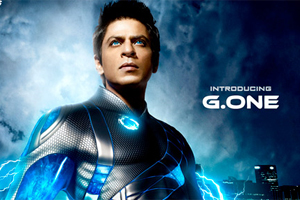 Ra.One movie review